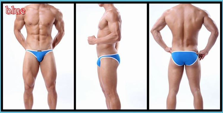 In Stock High Quality Men Sexy Underwear Mini Brief SB1119