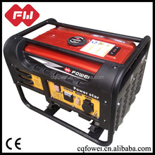 8.0kw mini ac gasoline generator with low noise