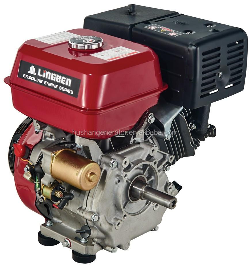 389cc 13hp honda gasoline engine the motor engine for Honda gx390 oil capacity