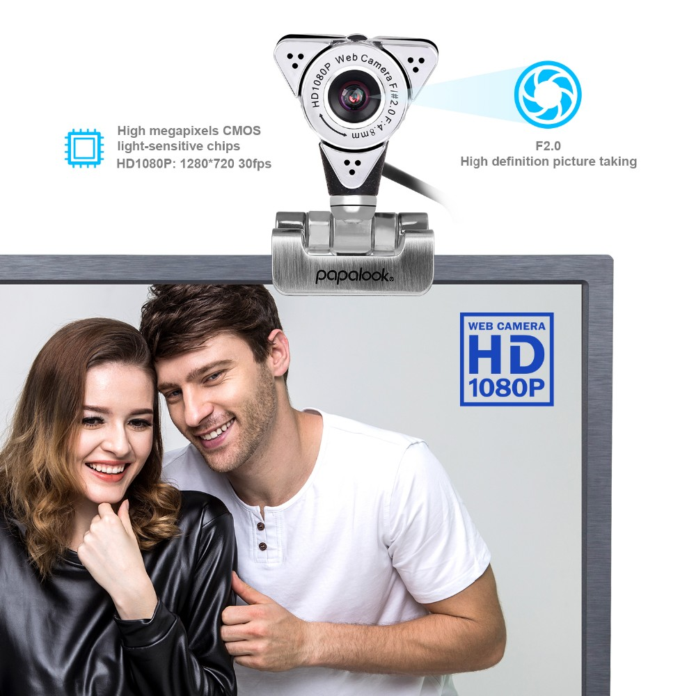 2016 latest bluetooth web camera , pc camera with computer webcam with high-resolution