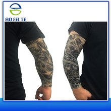 Hot New Products For 2017 Fake Temporary Tattoo Sleeves Body Art Arm Stockings Accessories