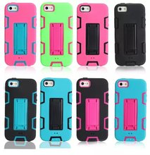 C2 Series Cross Color Wholesale Cheap Silicone Phone case for Apple iphone5c , PC+TPU Back Case for Apple iphone 5c