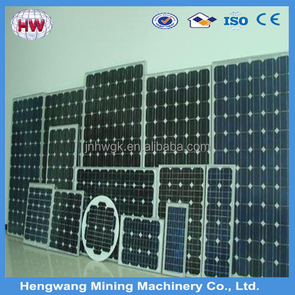 cheap solar panel for india market/solar panel mounting structure/solar panel dealers
