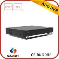 hot sale p2p 8CH 1080p 2MP dvr full hd