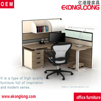 High quality office desk wood partitions and panels/cheap office partitions