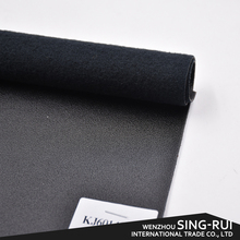 China synthetic leather, excellent quality metallic pu synthetic for bag