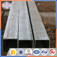 Green house excellent quality cold formed square steel tube
