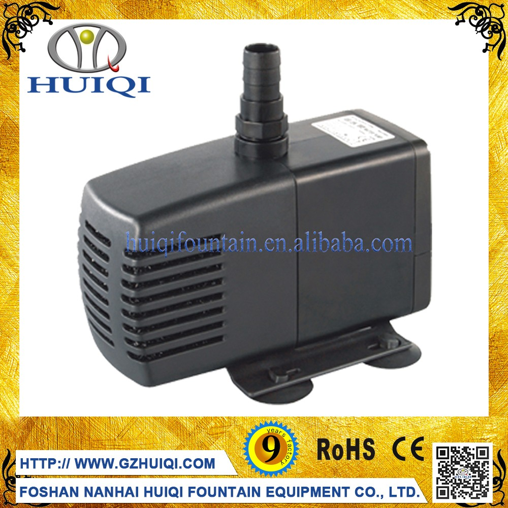 35W Low Pressure Deep Well Submersible Water Fountain Pump for Garden Pool Decorations