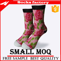 cheap price best high quality wholesale custom print socks