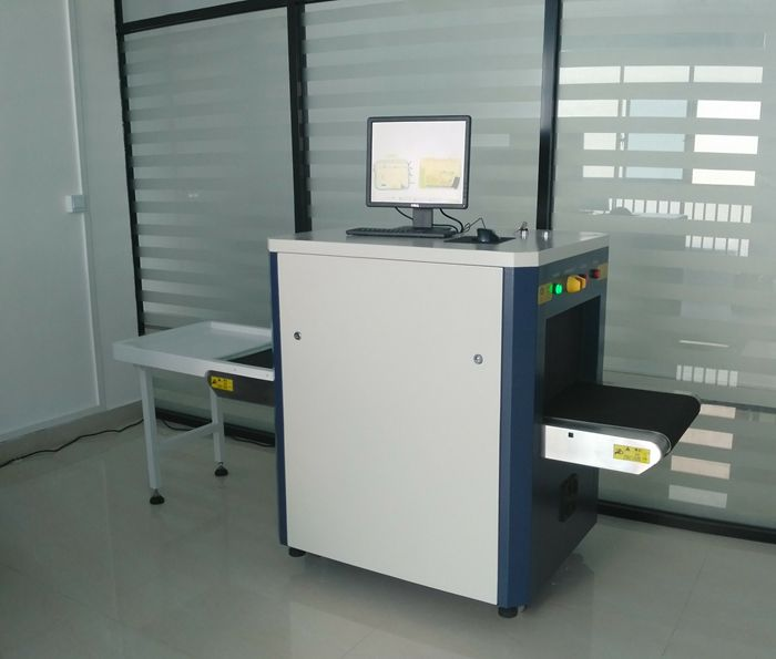 Hot Sale TS-5030C X-Ray Inspection System Baggage Scanner to European and American Markets