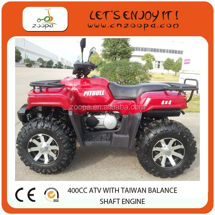 400CC ATV WITH TAIWAN BALANCE SHAFT ENGINE (ZP400AT V-1)