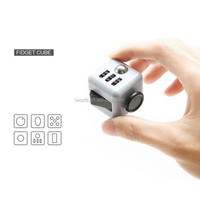 Fidget cube Relieves Stress and Anxiety Fidget Anti Stress Magic finger fidget For Kids and Adult