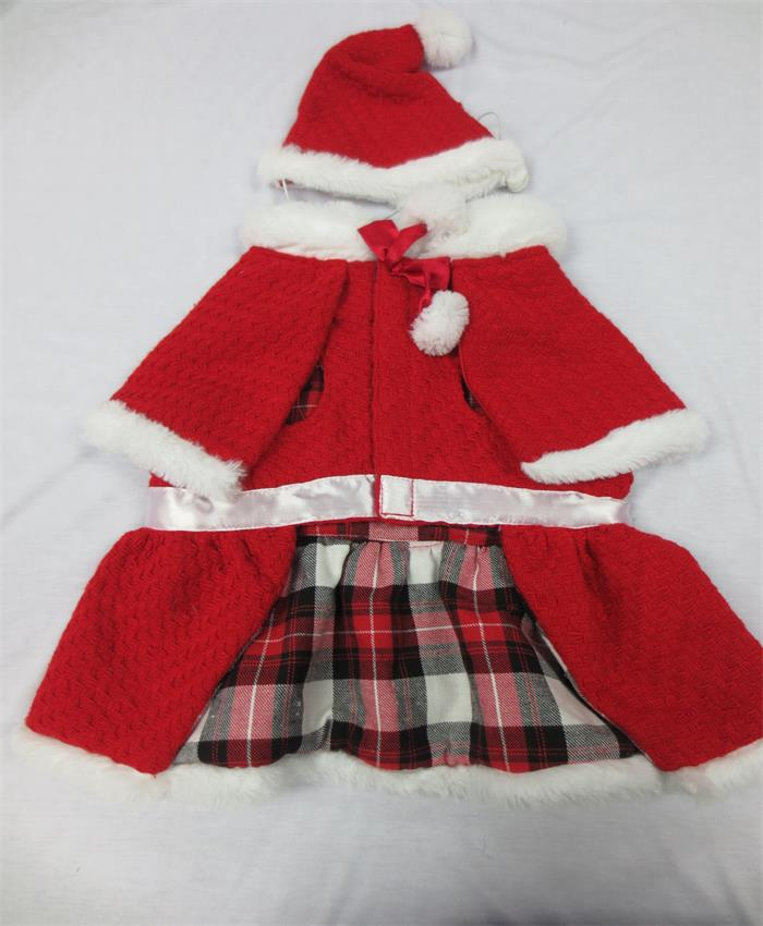 Different Models of pet halloween christmas costume