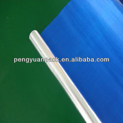 aluminium foil for roof under the deck for installation