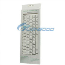 Aluminum Wireless Bluetooth Keyboard Case for iPad Mini