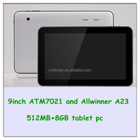 "9"" android tablets, min 8gb, wifi and/or network"