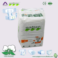 Factory Prices Good Quality Thick Adult Diaper for Old Men