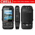 2.4 Inch Touch Screen Smart Phone 4G LTE Zello Android Walkie Talkie PTT IP67 Waterproof