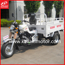 Lifan motorcycles cheap cargo tricycle with big capacity of loading five wheel motorcycle