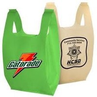 Small Run Machine Make Biodegradable OEM Gravure Printed Plastic Shopping Bag