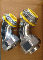 ul alibaba china supplier seal tight connectors/ waterproof conduit angly type