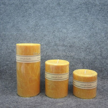 Scented Pillar Candle , Aroma Candle,No Paraffin, No Anti Dumping Duty,Walmart Vendor, 10 Years Experience of Candle Production