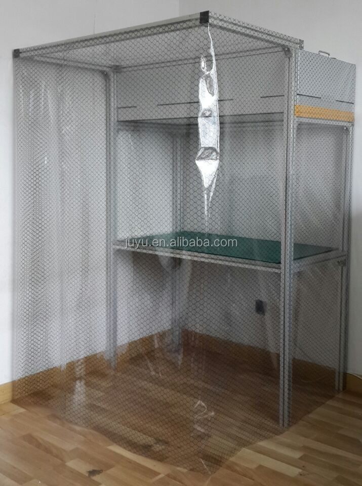 For LCD Refurbishing Dust Free portable Clean Room for repair Mobile Phone LCD screen