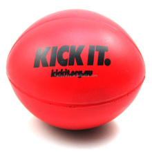 Advertising Rugby Stress Ball 0101025 MOQ 100PCS One Year Quality Warranty