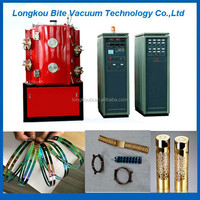 Multi arc ion PVD metal Chrome Vacuum plating coating machine