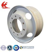 American standard 22.5*8.25 5 hand holes heavy duty steel truck tubeless wheel rims for truck scania and hino