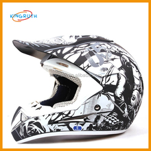 Shell injected ABS material wholesale dirt bike cheap unique motorcycle helmets