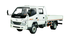 T-king Double Row Cab Mini Truck/3t Light Cargo Truck