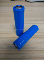 18650 2500mah rechargable battery Li-ion 18650 2500mAh 3.7V battery