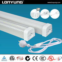 LED tube twins T5 600mm for Home Supermarket Office Workshop