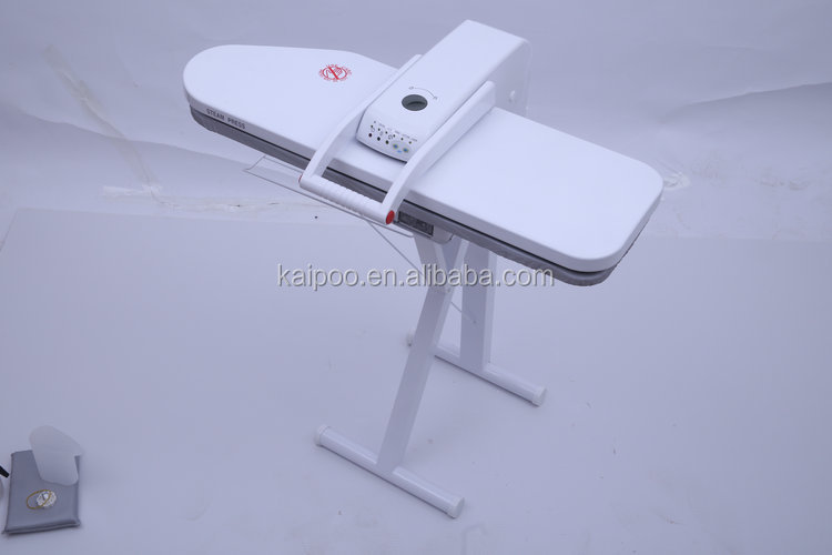China new design popular full function fabric steam press iron