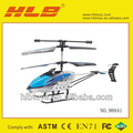 3.5CH Metal Remote controlled helicopter with gyro