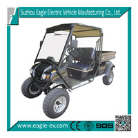 2 passengers golf courses vehicle, convenient green electric buggy, EG2040HCXR