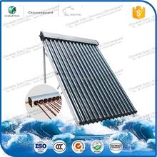 Aluminum Fin Solar U pipe Collector in heating system