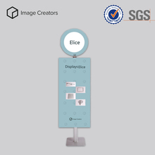 Stlylish outdoor exhibition banner stand display