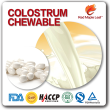 Strengthen Immune Response Alpha Lipid Lifeline Colostrum Soft Gel Capsule
