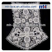Cotton embroidery Lace Collar