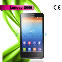 s660 4.7 inch 2g/3g/wifi/gprs with CE quad core lenovo telefoni best quality