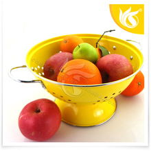 High Quality Metal Stainless Steel Storage Fruit Baskets Wholesale