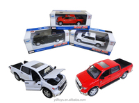 Licensed toy cars,1:36 die cast toys car, die cast licensed Toyota Tundra.