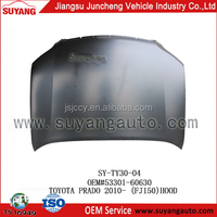 Auto Bonnet 2010(FJ150) Toyota Prado Aftermarket Body Parts