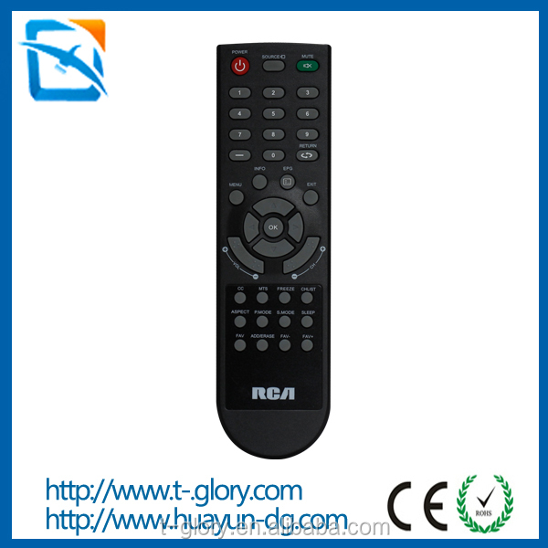 China factory oem cheap price remote control for HDTV Set Top Box DVB-C Tuner