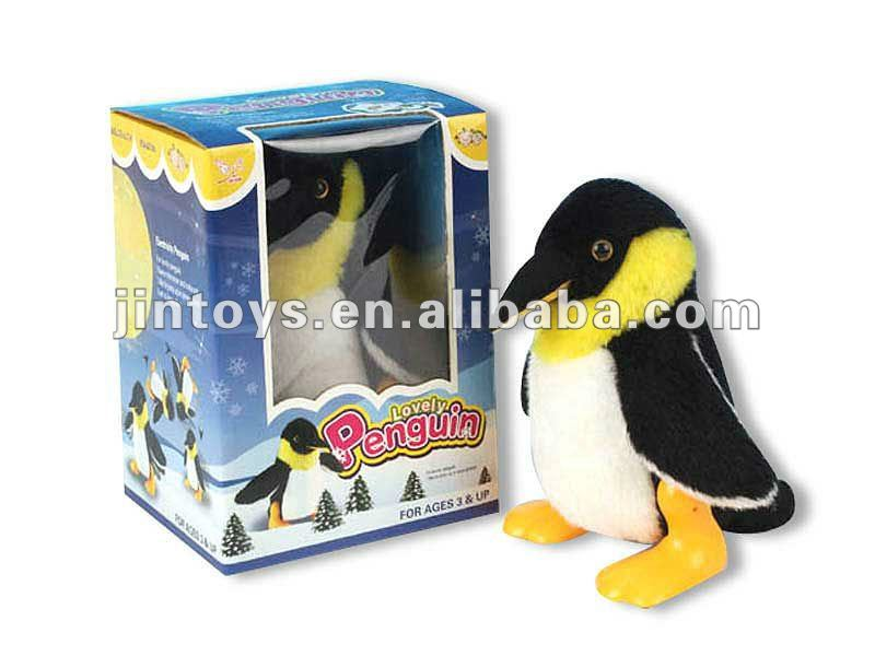 battery operated penguin,with EN71,EN62115