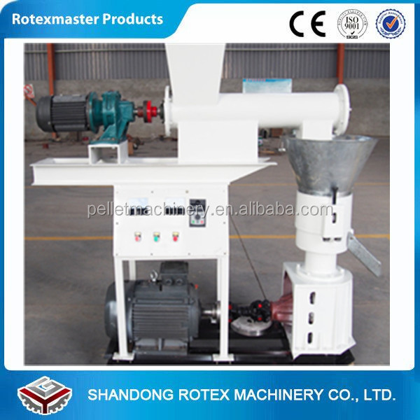 Rotexmaster Animal Feed Pellet Machine Small Feed Mills for Sale