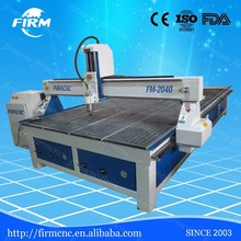 2000mm*4000mm high accuracy FM2040 2040 MDF engraving cnc machine