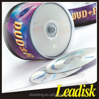 Shantou leader disk blank media 4.7gb dvd 16X Wholesale blank dvd, shantou cd factory